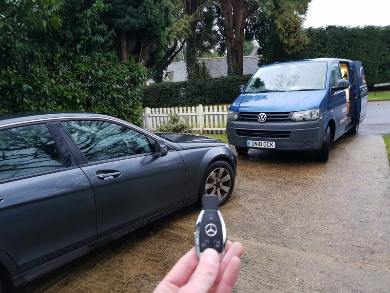 Mercedes Keys Guildford, Camberley, Staines, Farnham, Dorking, Woking, Chertsey, Reigate, Kingston and Redhill.