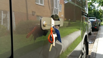 Van Security Locks Overton