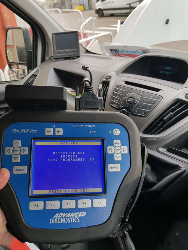 Car Key Programming Northaw