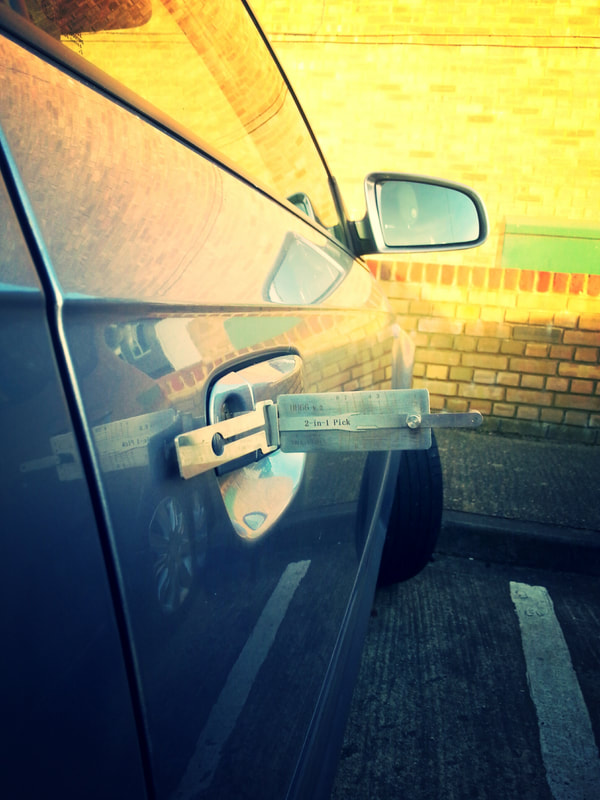 Car Unlocking Watford